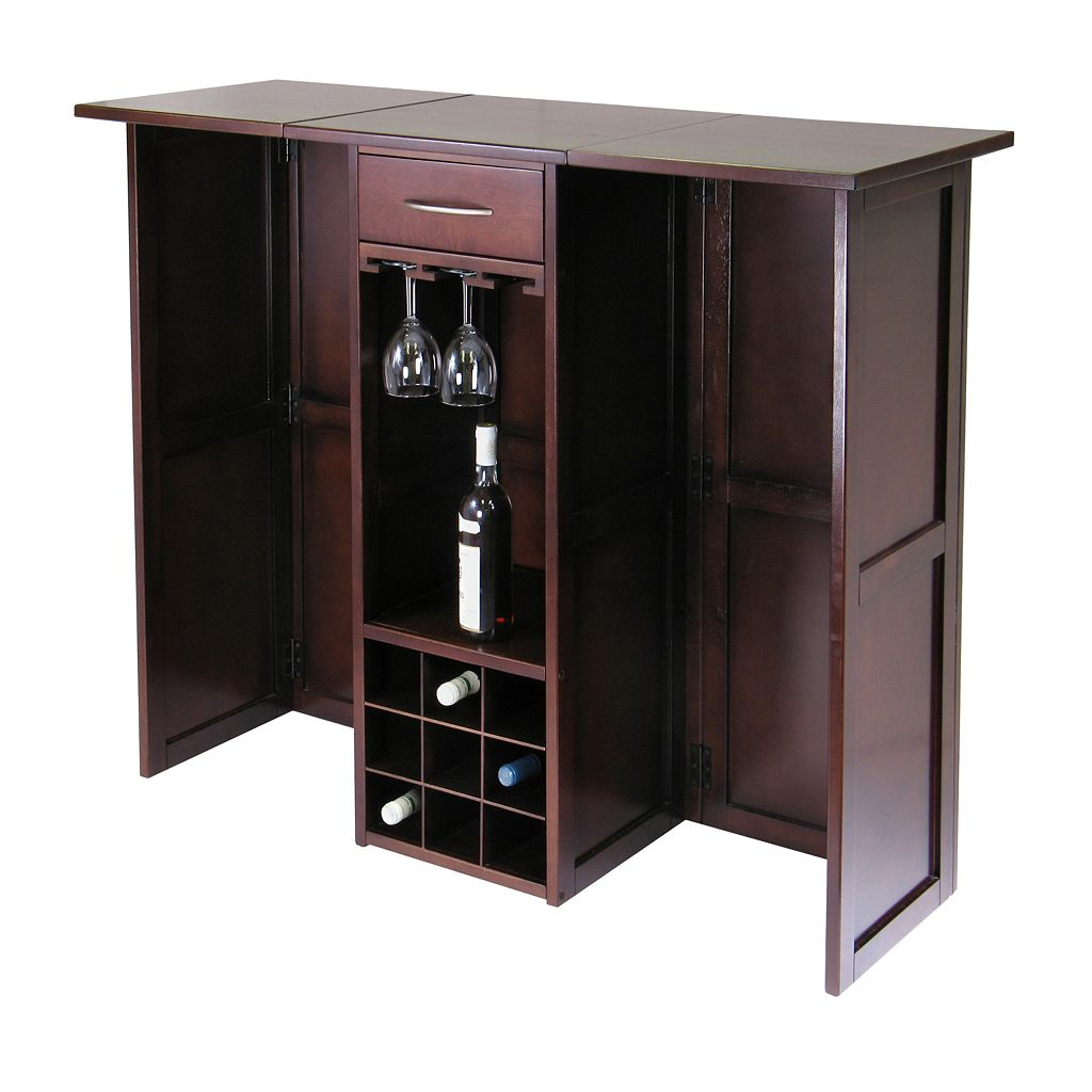 Winsome Expandable Wine Bar