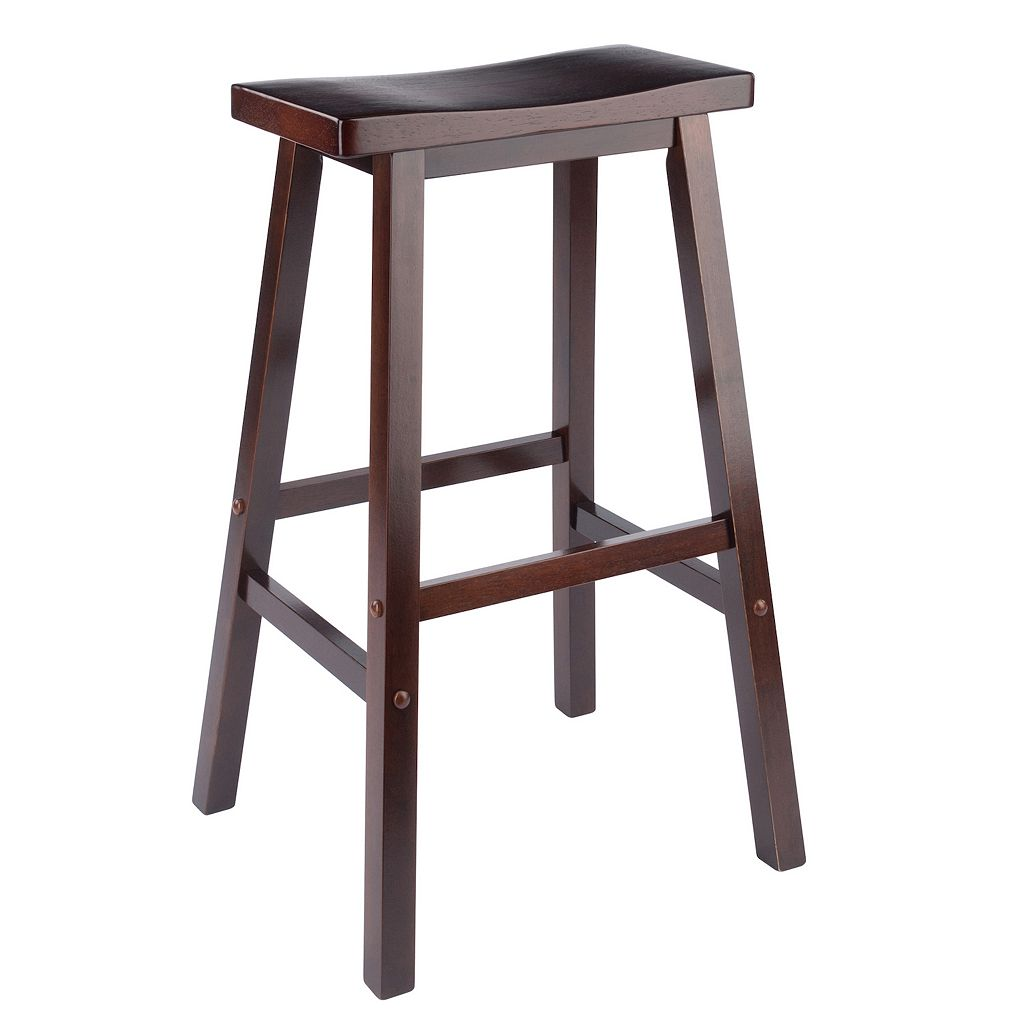 Winsome 29-in. Saddle Seat Stool