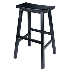 Winsome 29 in Saddle Seat Stool