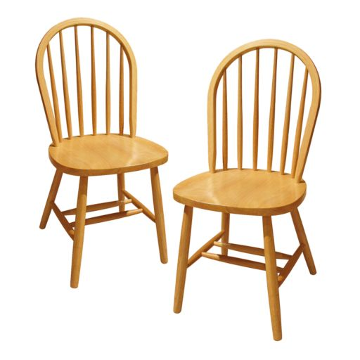 Winsome Windsor 2-pc. Chair Set