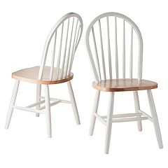 Winsome Windsor 2 pc Chair Set