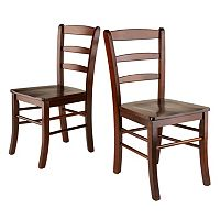 Winsome Groveland 2-pc. Chair Set