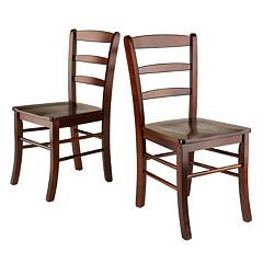 Winsome Groveland 2 pc Chair Set