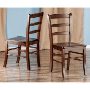 Winsome Groveland 2-pc. Chair Set