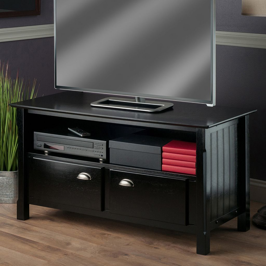 Winsome Timber TV Stand