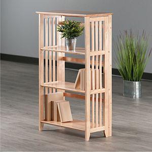 Winsome Folding Mission Shelf