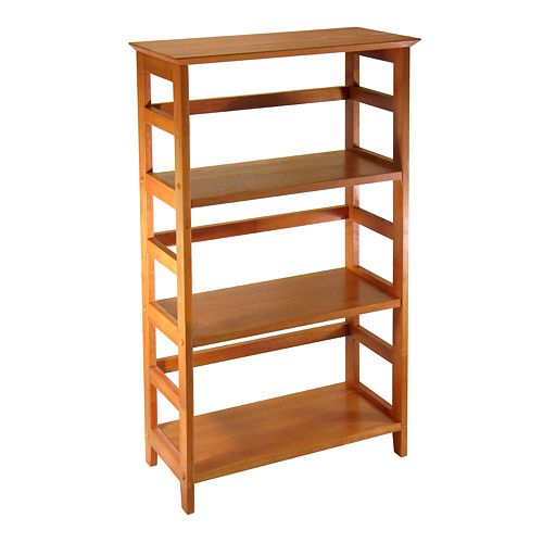 Winsome 4-Tier Bookshelf