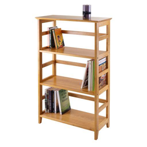 Winsome 4-Tier Bookshelf