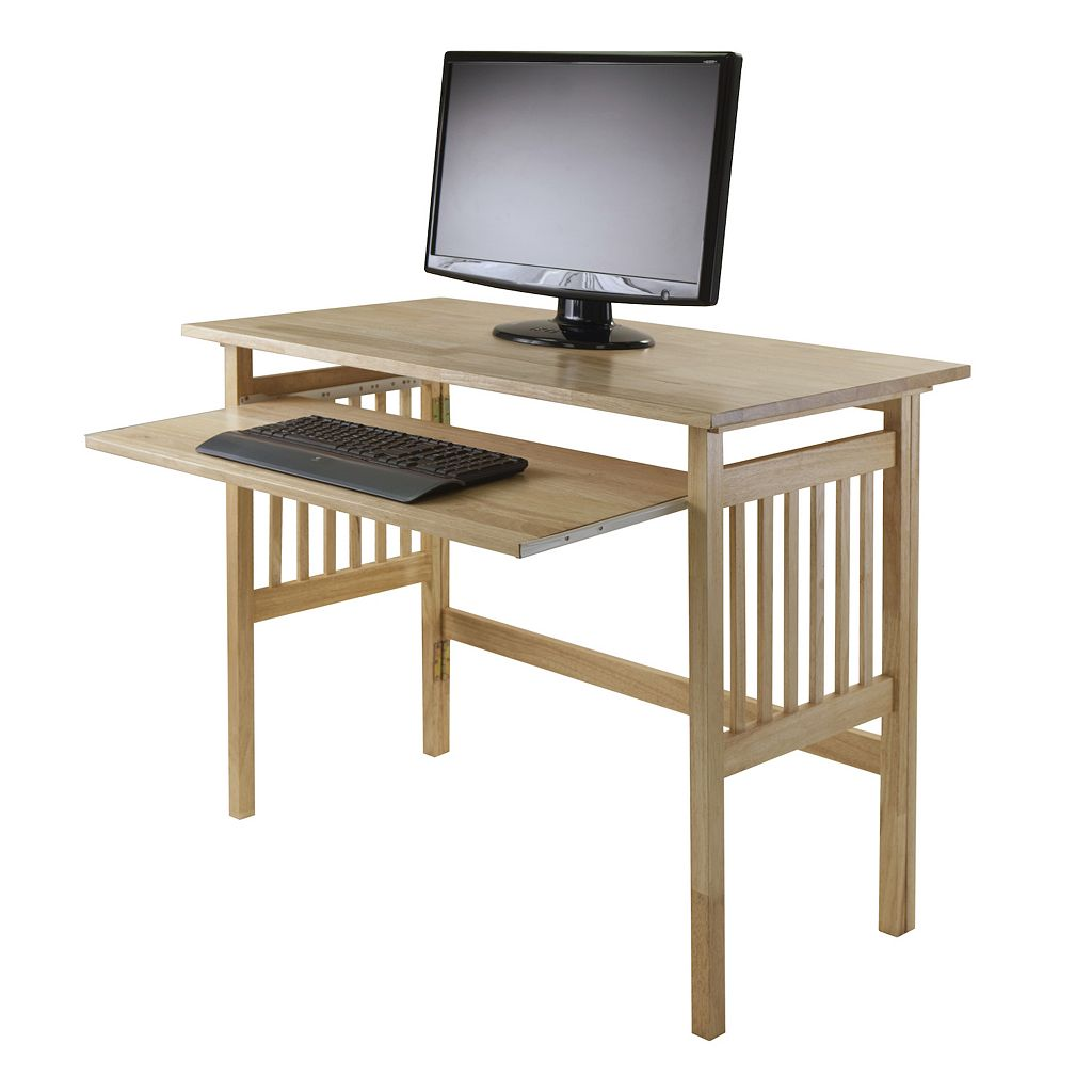 Winsome Folding Mission Desk