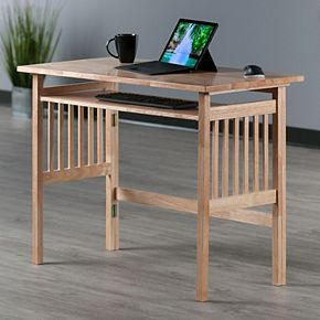 Winsome Folding Mission Desk
