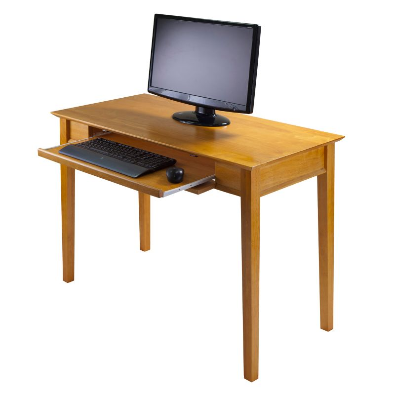Winsome Computer Desk, Brown