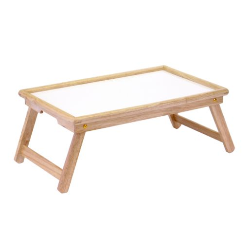 Winsome Flip-Top Folding Bed Tray