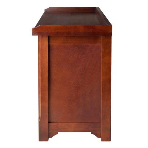 Winsome Hallway Storage Bench