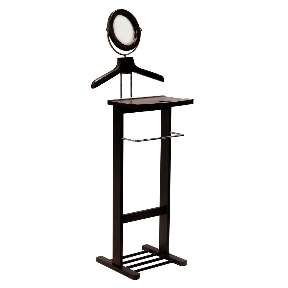 Winsome Espresso Valet Stand