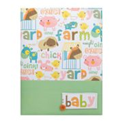 Pepperpot Barnyard Baby Record Book