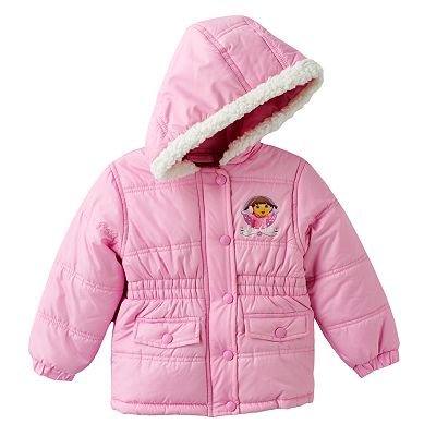 Dora the Explorer Let's Chill Jacket - Toddler