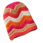 SO Zigzag Slouch Hat
