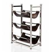 Godinger 3-Bottle Wine Rack