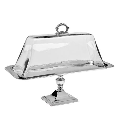 Godinger Covered Pedestal Tray