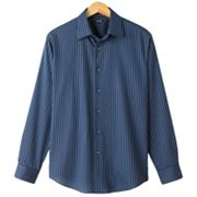 Apt. 9 Striped Dobby Casual Button-Down Shirt