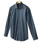 Apt. 9 Striped Casual Button-Down Shirt