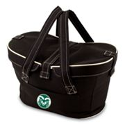 Picnic Time Mercado Colorado State Rams Insulated Basket