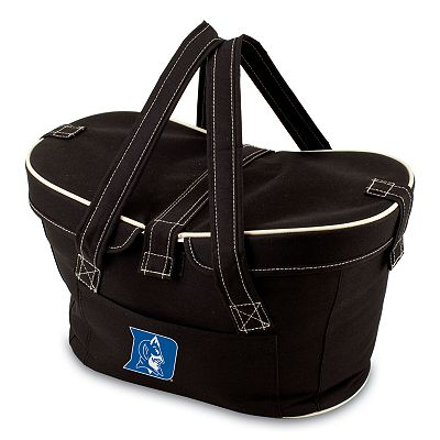 Picnic Time Mercado Duke Blue Devils Insulated Basket