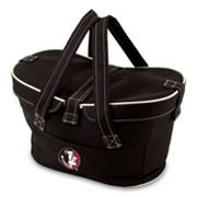 Picnic Time Mercado Florida State Seminoles Insulated Basket