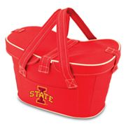 Picnic Time Mercado Iowa State Cyclones Insulated Basket