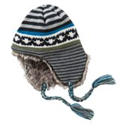 Urban Pipeline Striped Peruvian Cap