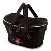 Picnic Time Mercado Texas Tech Red Raiders Insulated Basket
