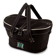 Picnic Time Mercado Hawaii Warriors Insulated Basket