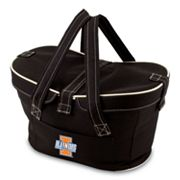 Picnic Time Mercado Illinois Fighting Illini Insulated Basket