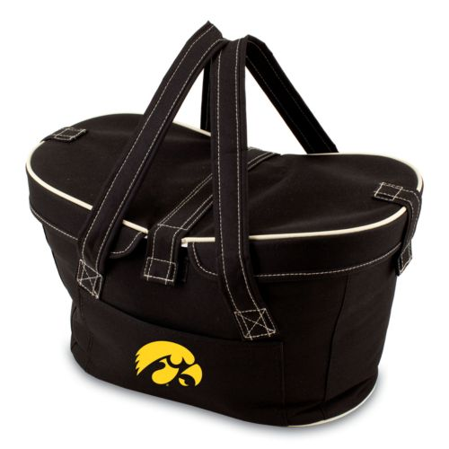 Picnic Time Mercado Iowa Hawkeyes Insulated Basket