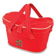Picnic Time Mercado Maryland Terrapins Insulated Basket