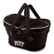 Picnic Time Mercado Pitt Panthers Insulated Basket