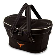 Picnic Time Mercado Texas Longhorns Insulated Basket
