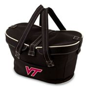Picnic Time Mercado Virginia Tech Hokies Insulated Basket