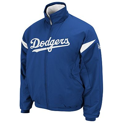 Majestic Los Angeles Dodgers Therma Base Triple Peak Premier Jacket