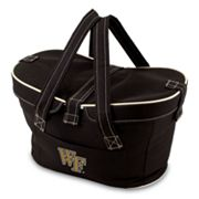 Picnic Time Mercado Wake Forest Demon Deacons Insulated Basket