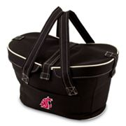 Picnic Time Mercado Washington State Cougars Insulated Basket