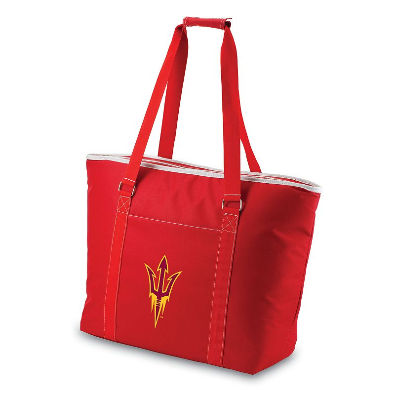 Picnic Time Tahoe Arizona State Sun Devils Insulated Cooler Tote