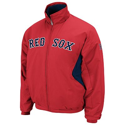 Majestic Boston Red Sox Therma Base Triple Peak Premier Jacket