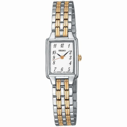 Seiko Women's Two Tone Stainless Steel Watch - SXGL61