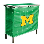 Wild Sports Michigan Wolverines High Top Table
