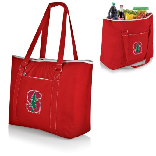 Picnic Time Tahoe Stanford Cardinal Insulated Cooler Tote