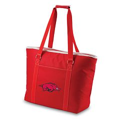 Picnic Time Tahoe Arkansas Razorbacks Insulated Cooler Tote