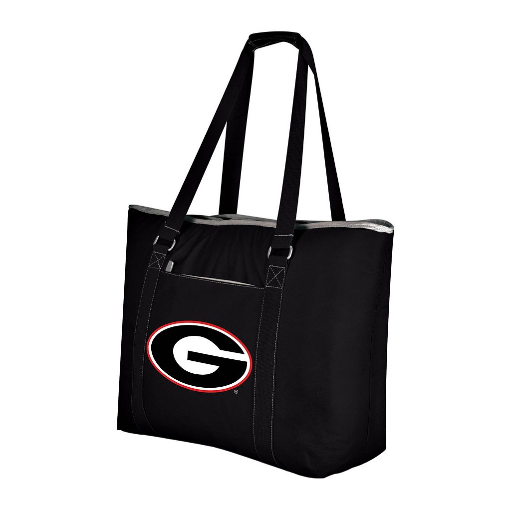 Picnic Time Tahoe Georgia Bulldogs Insulated Cooler Tote