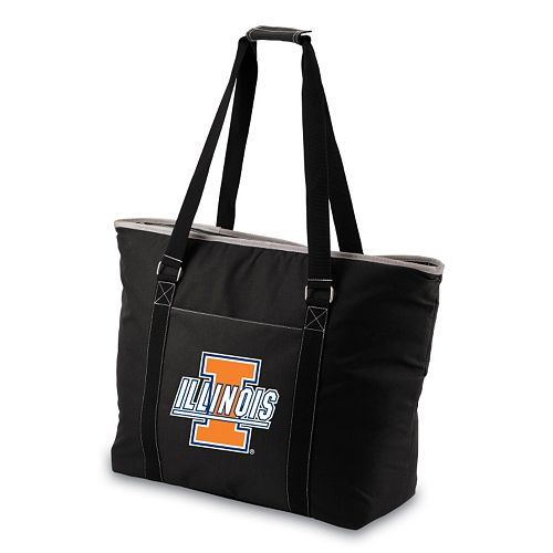 Picnic Time Tahoe Illinois Fighting Illini Insulated Cooler Tote