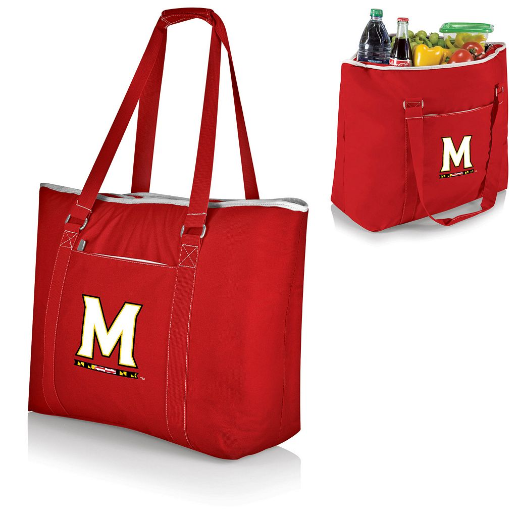 Picnic Time Tahoe Maryland Terrapins Insulated Cooler Tote